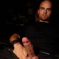 Webcam sexe avec un mec gothique ttbm